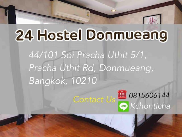 24 Twenty Four hostel