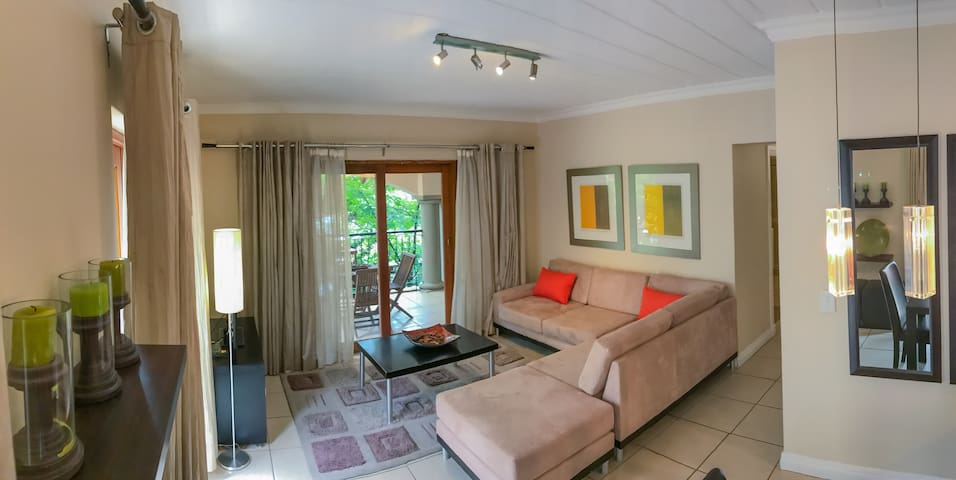 Apartment in the heart of Sandton!