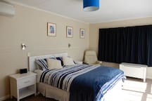 Main bedroom in daytime