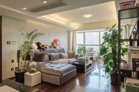 北京苏氏园林千万住宅,热带雨林风格温馨居住。 - Pechino