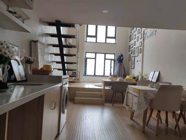 柚米国际酒店式公寓