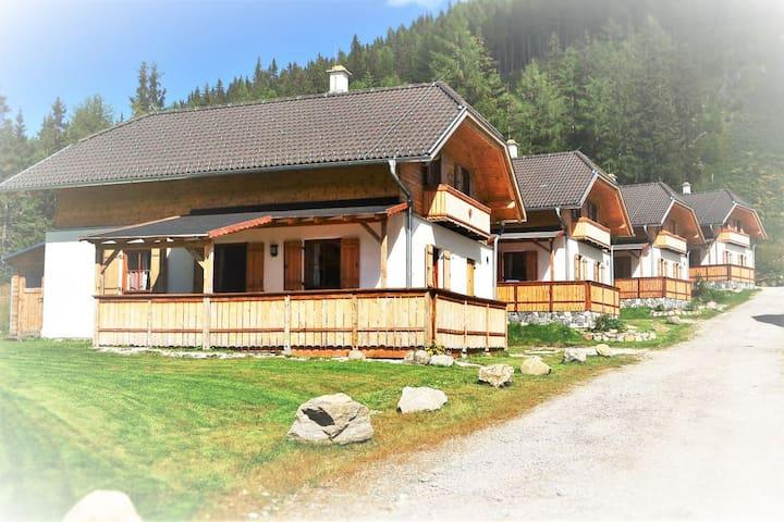 Almdorf Katschberg - Hütte 1