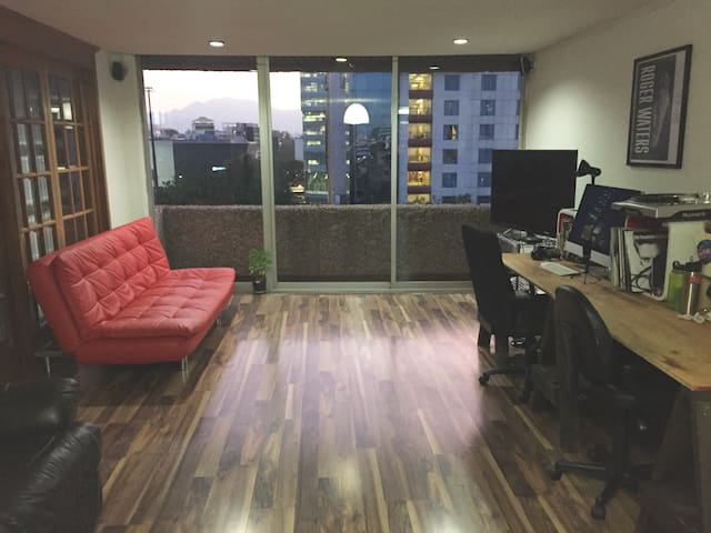 Habitación independiente en Nápoles - Ciudad de México