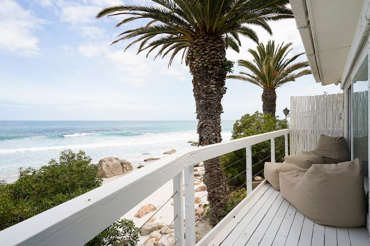 Blissful bungalow on the beach - Cape Town - Bungalov
