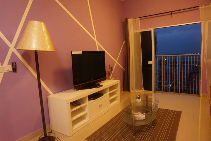 House of peace 无忧屋 (The Wharf Puchong) - Puchong - Apartment