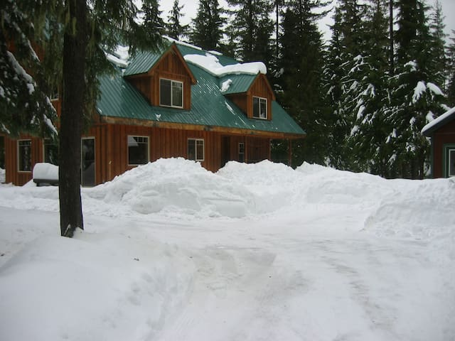 Luby Bay Gem near Hills Resort - Priest Lake - Cabaña