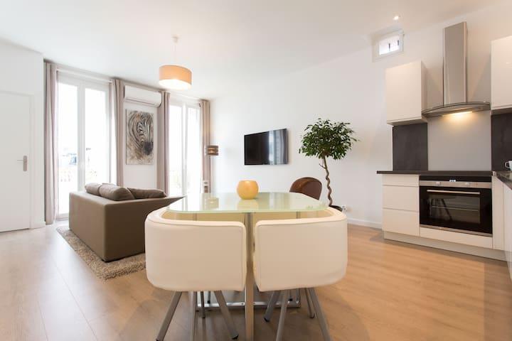 Appartement Cannes Croisette/Palais