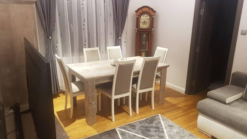 Stefan's 1 appartament
