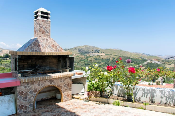 Tourna mountain view apartment Patsos Rethymno