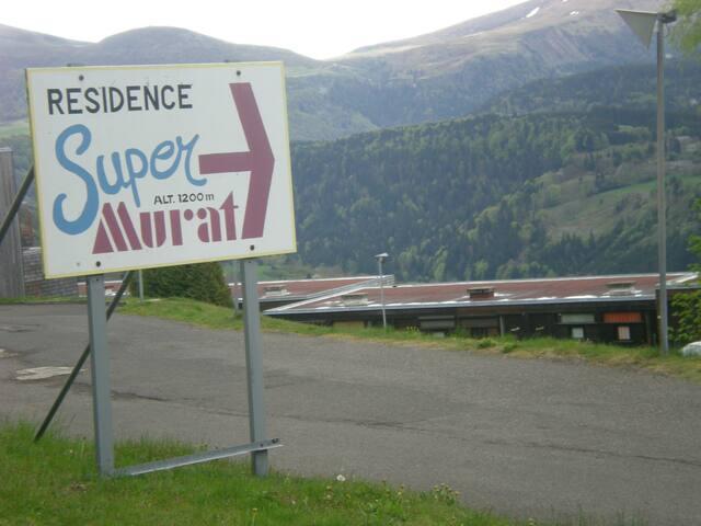 SUPER  MURAT  prox   MONT DORE /LA BOURBOULE