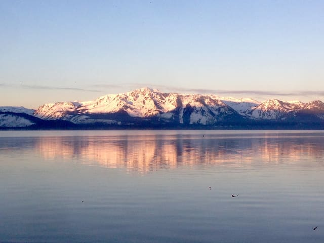 Tallac in the morning!!!