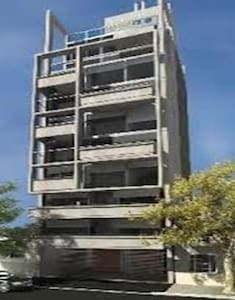 Modern Studio Flat in Villa Urquiza's Boulevard - Buenos Aires