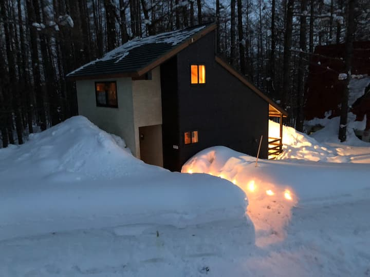 Crofton House - Cosy ski cabin near Niseko Hirafu
