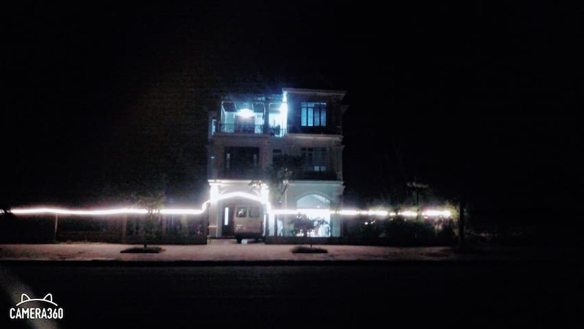 Mau Xanh House