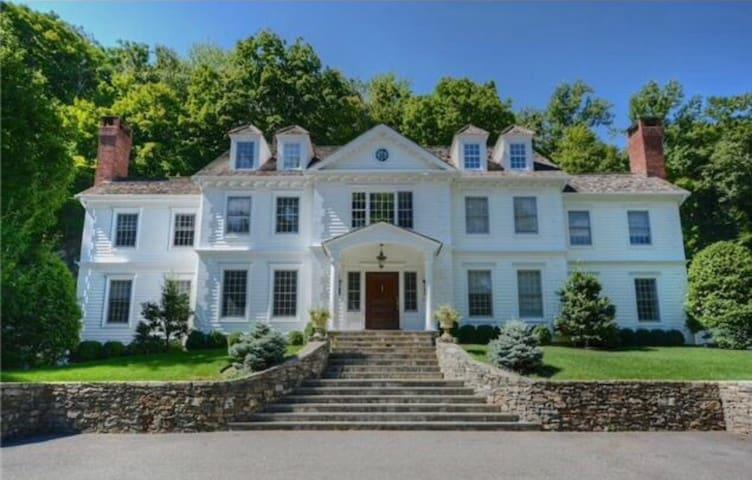 Stunning Bedford Colonial - Katonah - บ้าน