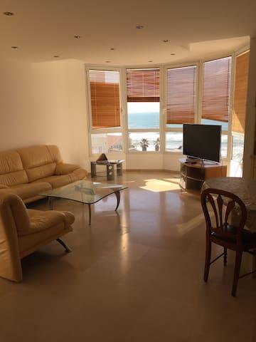 Appartement familiale Netanya proche mer et kikar - Netanya