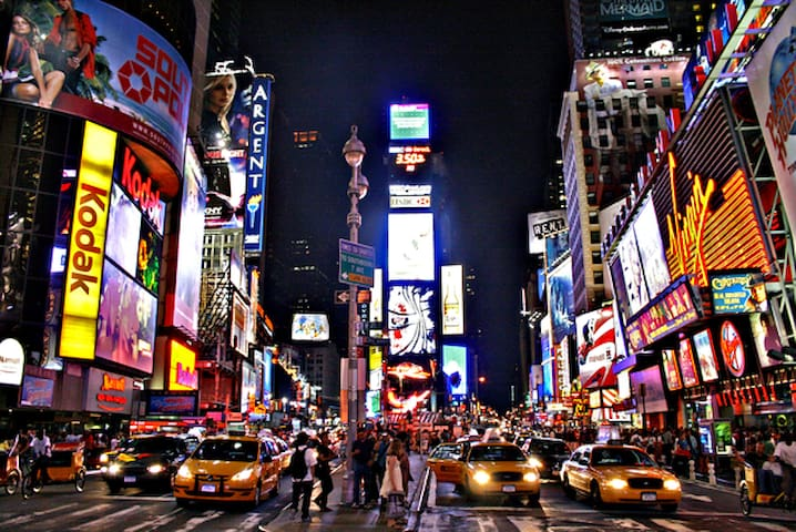 The Best Home - Mins to TIMESQUARE Manhattan NYC