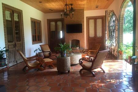 Super Bowl - Luxury Rustic Mexican Hacienda - Houston