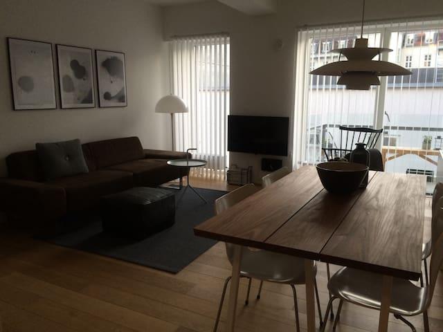 Charming apartment in the heart of Aarhus - Aarhus - Apartment