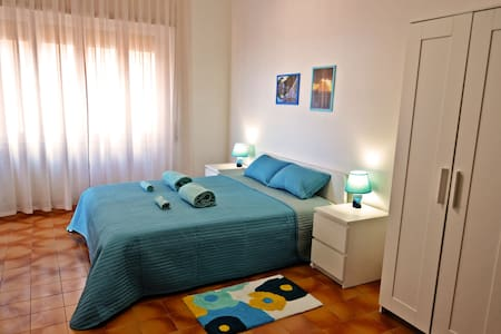Big apartment (rooms with private bathrooms) - Roma