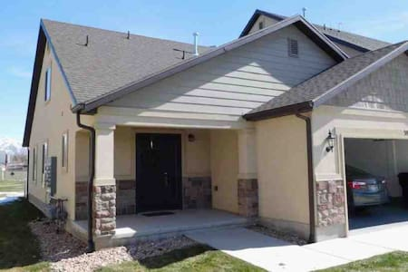 Nice 2 Private Bed Townhome in Spanish Fork - Spanish Fork - Sorház