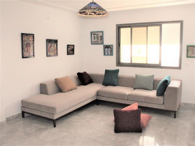 Appartement Neuf S+1 meuble neuf kram