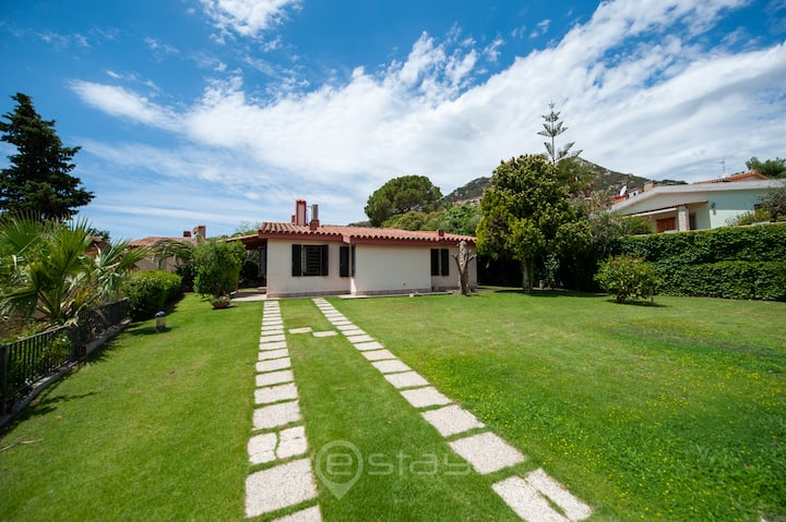 ❤️ Beautiful Villa in Costa Rei