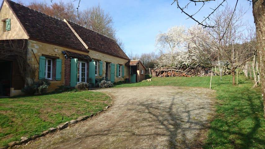 Belle chambre entouré de prairie - Avezé, Pays de la Loire, FR - Casa