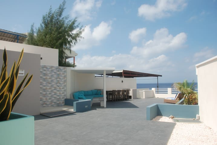 Oceanfront vacation home | Lagun - Curaçao - Lagun - Casa