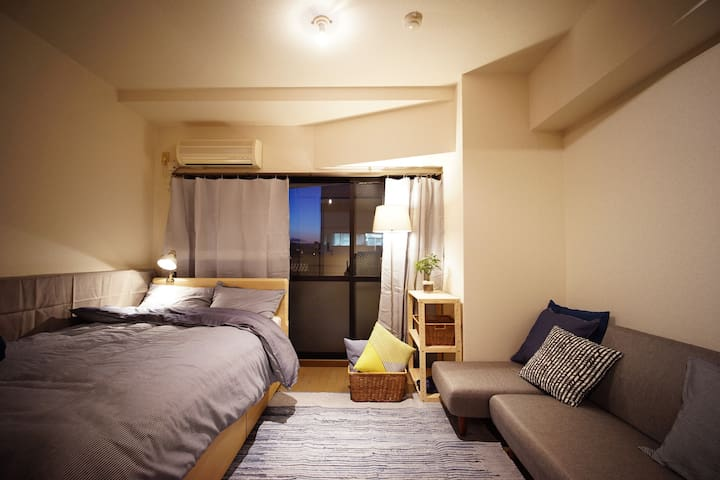 Stylish Apartment near GION with pocket WiFi!! - Kyoto - Appartement