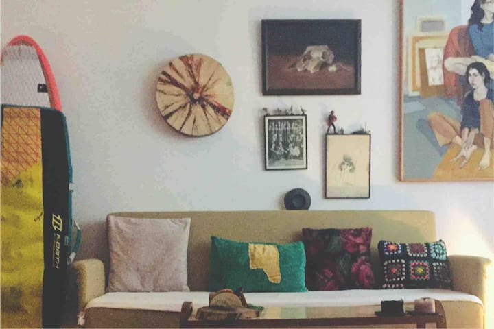 Cozy Flat in Taksim / Cukurcuma