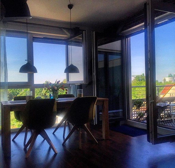 Beautiful Loft Penthouse Flat   Condominiums For Rent In Offenbach Am Main,  Hessen, Germany