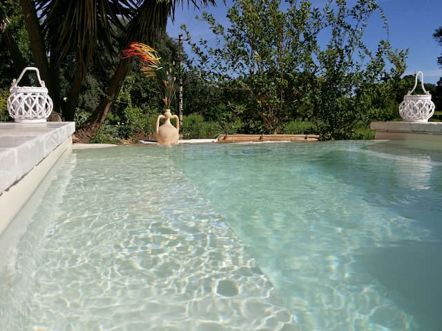 Trullo MADIA  with JACUZZI - Ceglie Messapica - Casa