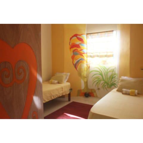ABOFA House - Sankofa Room