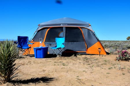Relax in California High desert - Adelanto - Tent