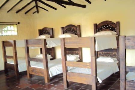 camarotes 4- más cama individual extra