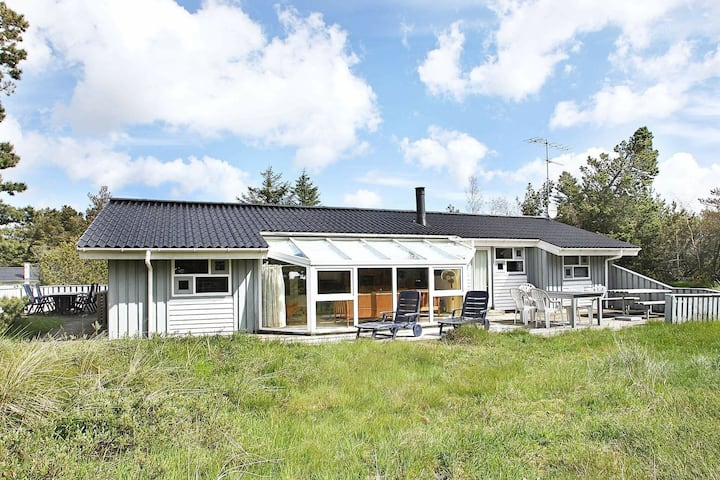 Exclusive Holiday Home in Albaek Denmark with Pool