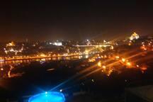 Porto visto de Vila Nova de Gaia