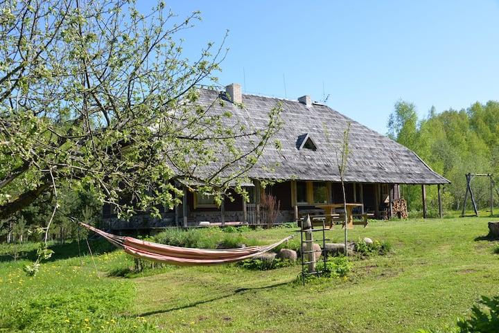 Summerhouse Dubingiai