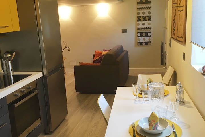 Cosy Studio Apartment in Lugano Castagnola