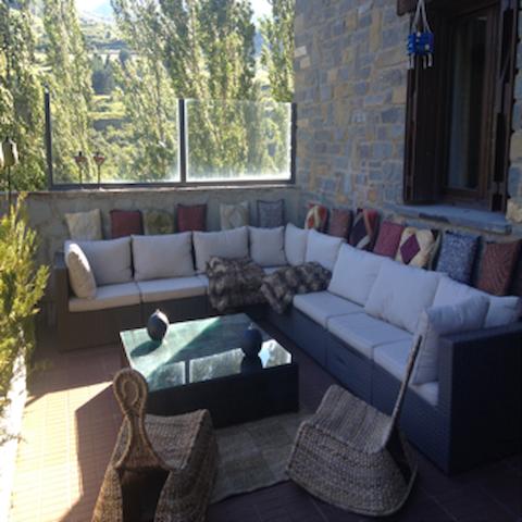 Lujosa y Esplendida residencia de montaña/ski - Sallent de Gállego - Appartement