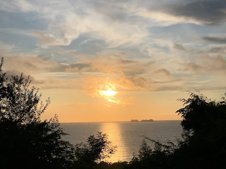 Casa Los Roques, breathtaking ocean view