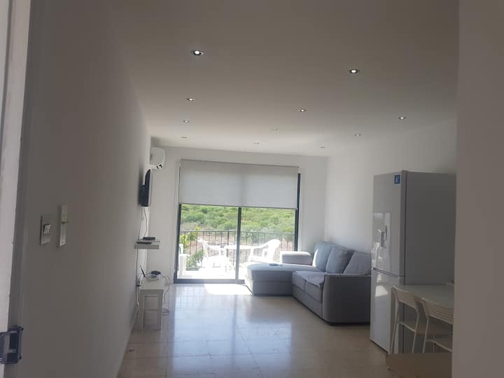 City centre one bedroom apartment in Ayia Napa