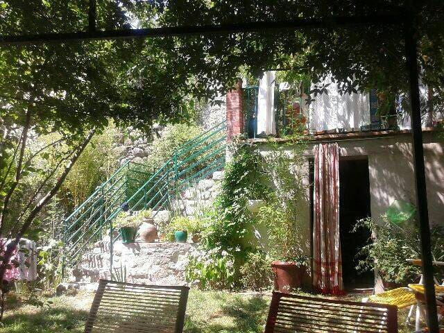 Maisonnette à Lasalle (GARD)