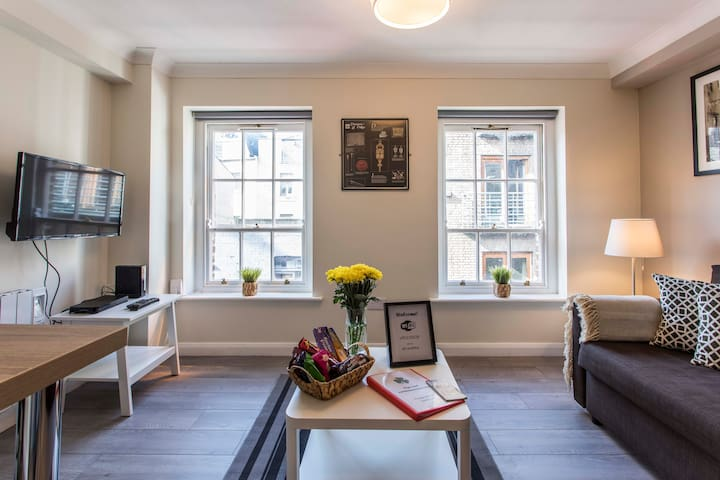 Cosy & Stylish 2 Bedrooms in Temple Bar - Dublin