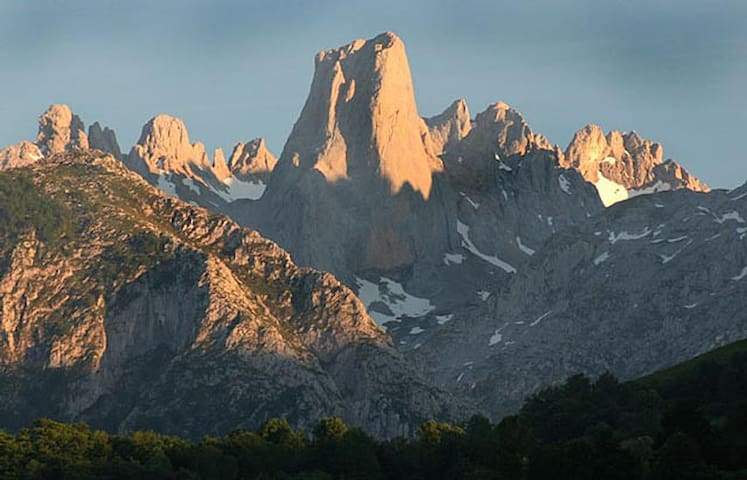 Cabrales, parque natural de Picos de Europa - Carreña de Cabrales