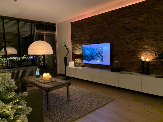 Amsterdam nearby! amazing penthouse