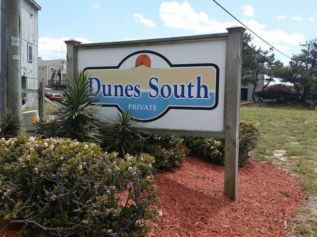 Dunes South - 2BR Oceanside Duplex