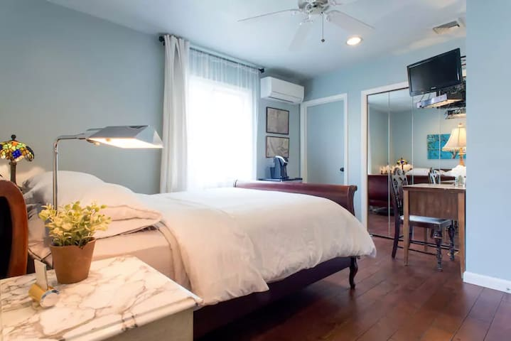 Lincoln Room with Private entrance - Swampscott - House