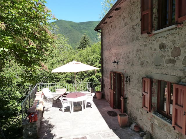 Casa in Garfagnana Toscana - Metello - House
